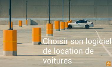 Choisir son logiciel de location de voiture