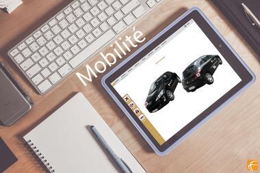 L'application de gestion de location de voiture au service de la mobilité