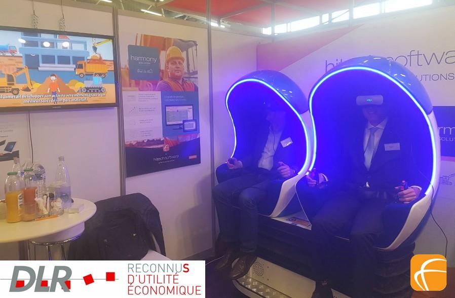 Le congrès du DLR 2018 à Bordeaux
