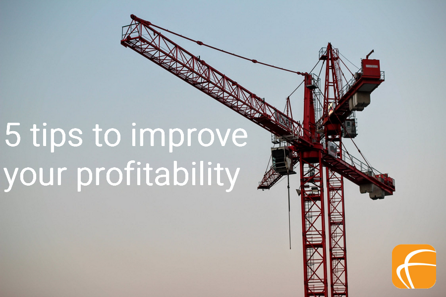 5 tips to improve the profitability of your business through good equipment rental management