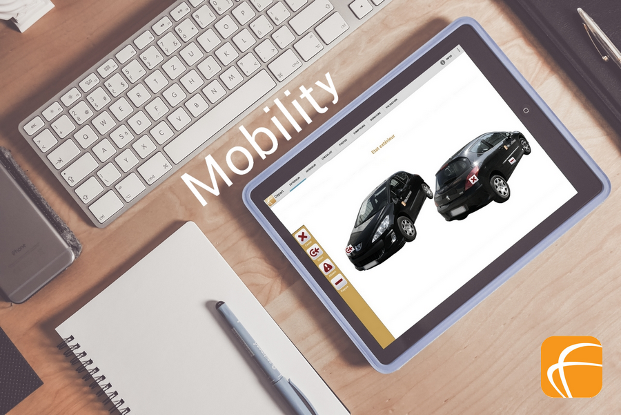 THE CAR RENTAL MANAGEMENT APPLICATION FOR MOBILITY
