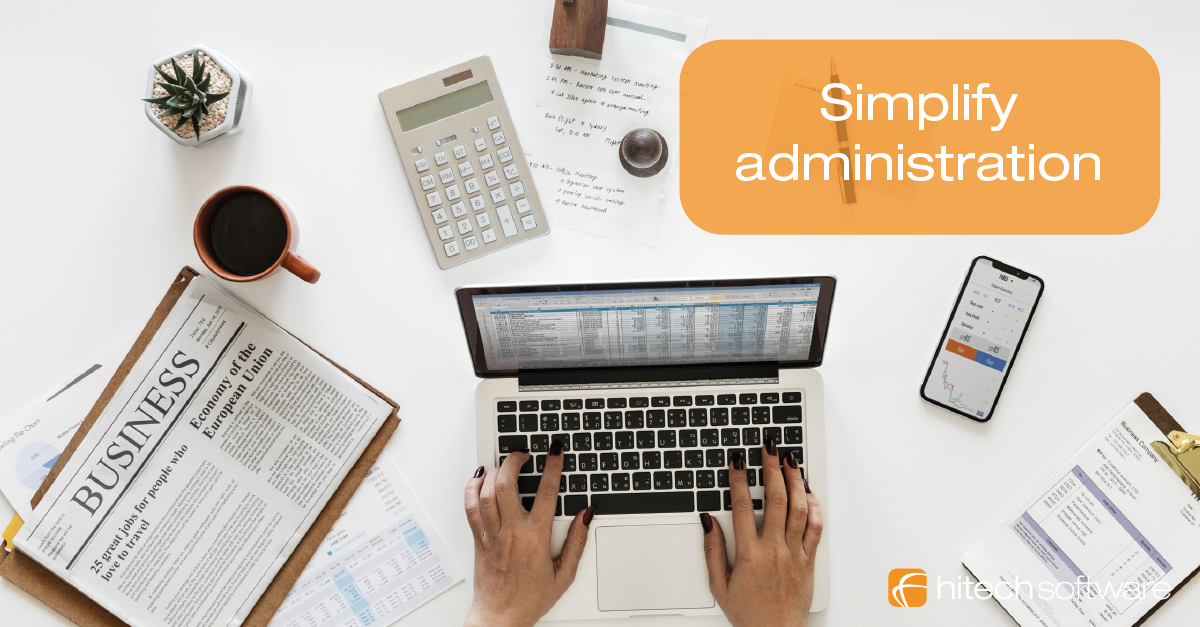 How to simplify administration of your rental business ?