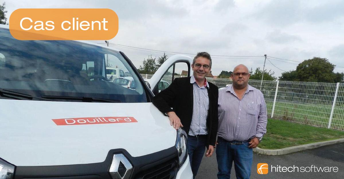 Comment faciliter la gestion de la location de véhicules utilitaires ? Le cas Douillard Location