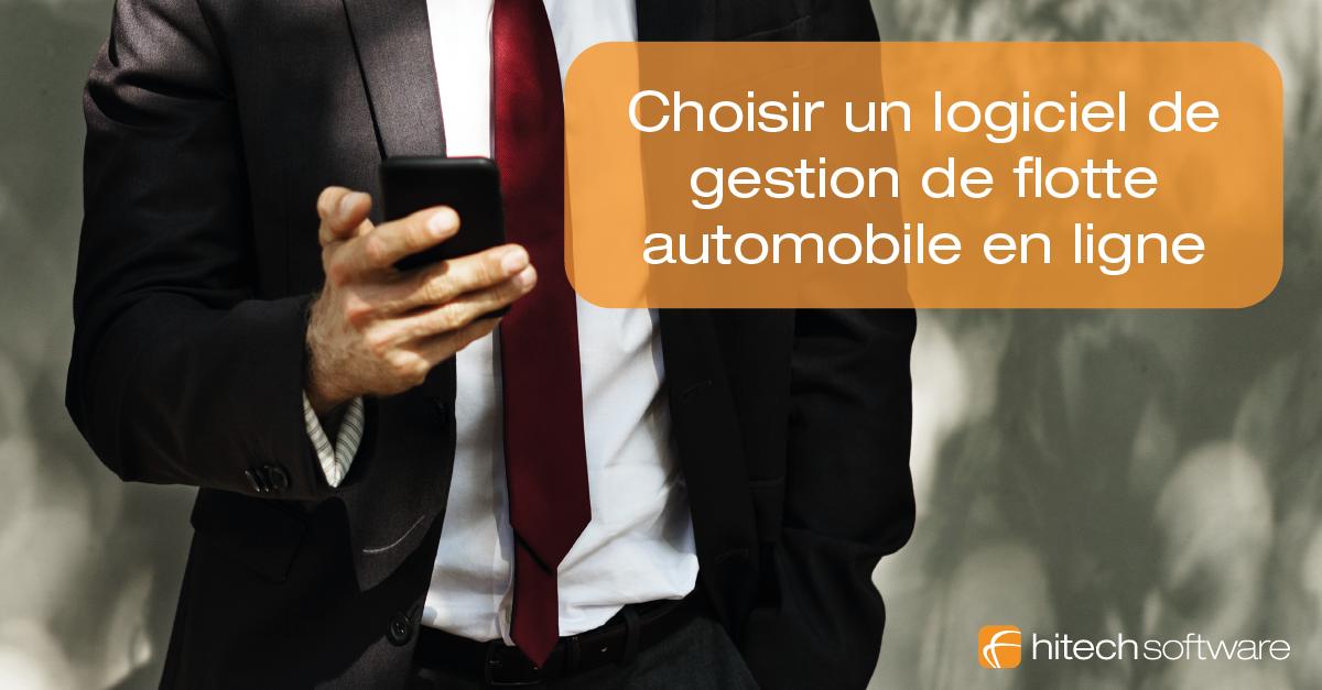 Pourquoi choisir un logiciel de gestion de flotte automobile en ligne ?