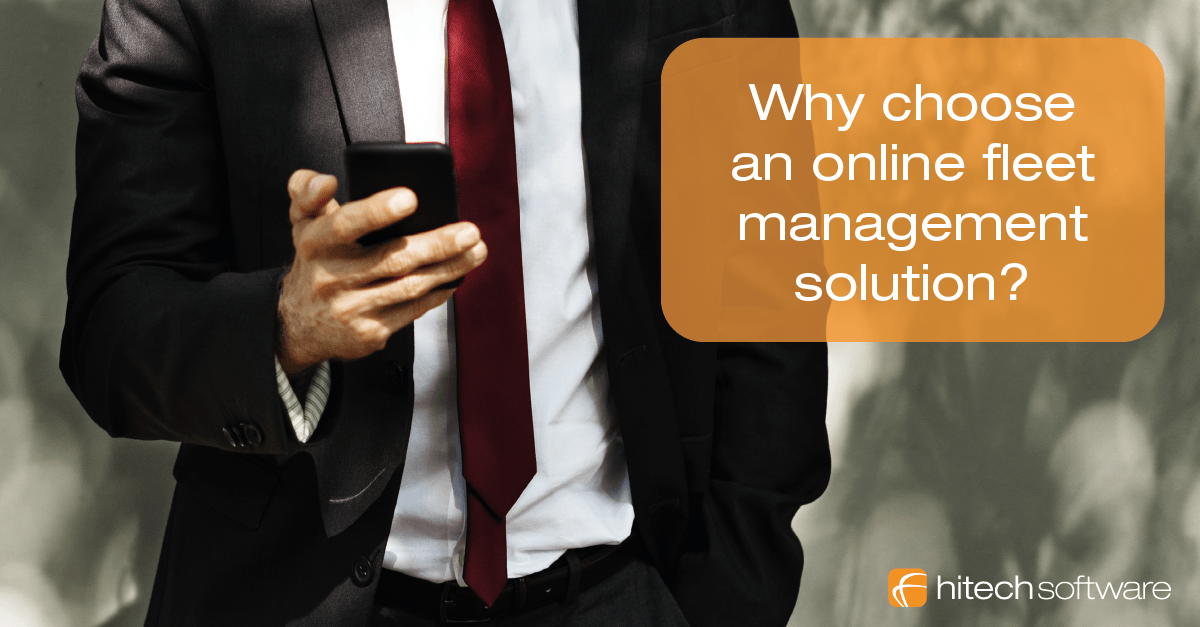 Why choose an online fleet management solution?