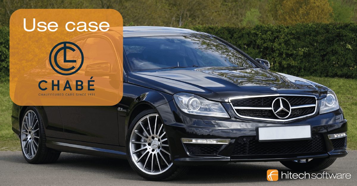 HOW TO OPTIMIZE THE MANAGEMENT OF A LUXURY VEHICLE'S FLEET? BY CHABÉ