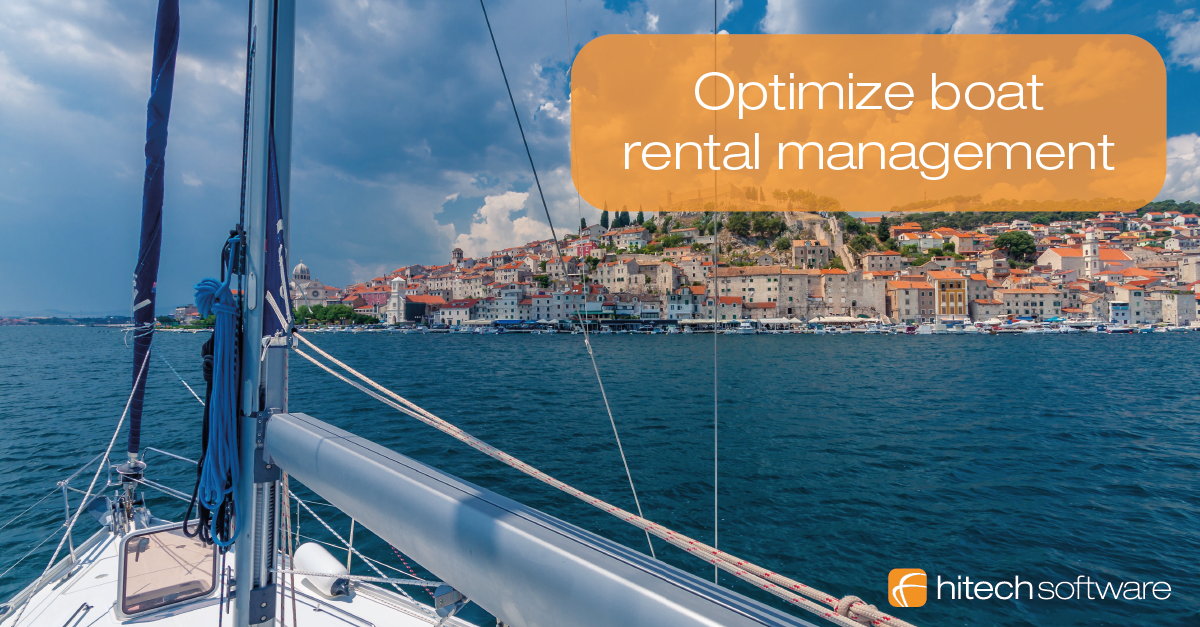 5 tips to optimize boat rental management
