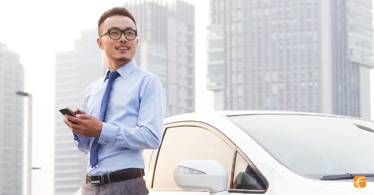 Comment gérer la location de voiture connectée ?